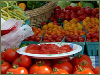 Trumansburg Farmers Market in the Finger Lakes Region of NY 6