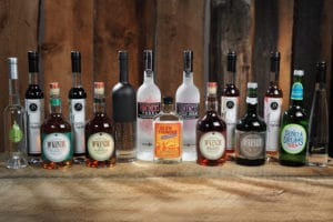 All of Finger Lakes Distilling products