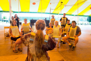 Finger Lakes Grassroots Festival Culture Camp Celebration: 4 Days of Enjoyment 1
