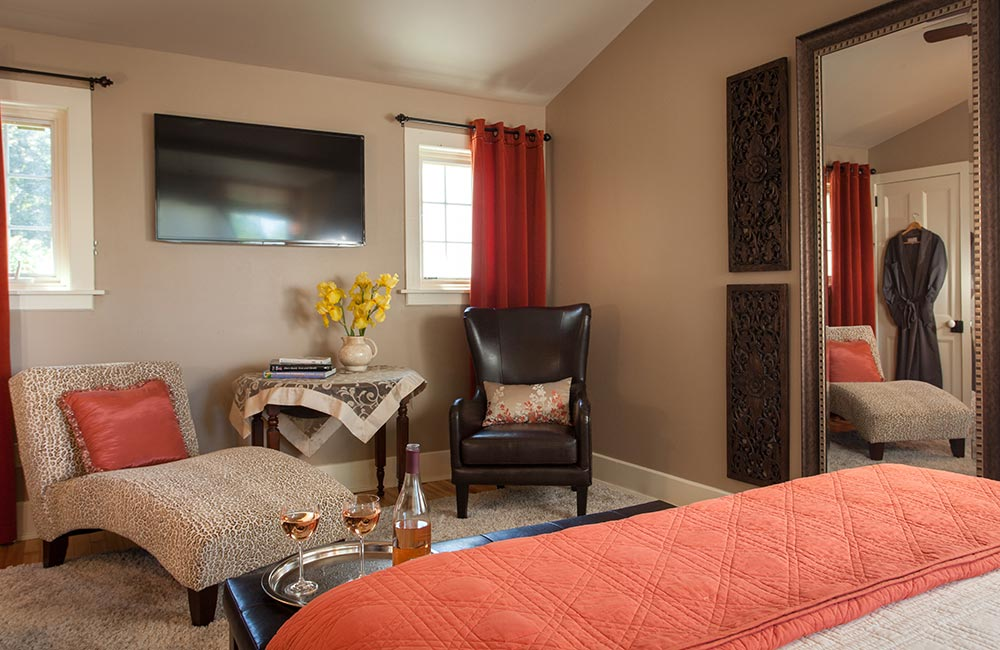 A romantic getaway at our #1 Finger Lakes Bed and Breakfast This Winter