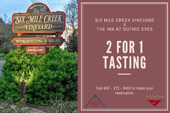 Collaborating with Six Mile Creek
